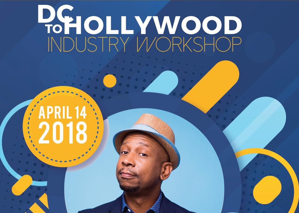 DC Comedy Festival presents: DC to Hollywood Industry Workshop